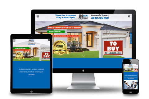 Buyers-Agent-Website