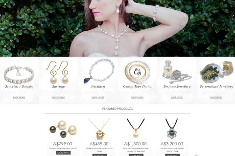 Jewellry web Designer