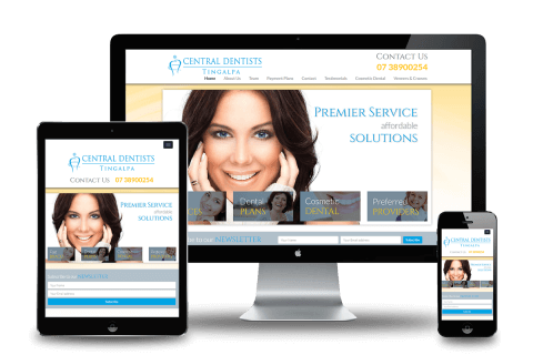Dental-Clinic-Web-Designer
