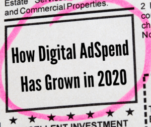 Digital AdSpend