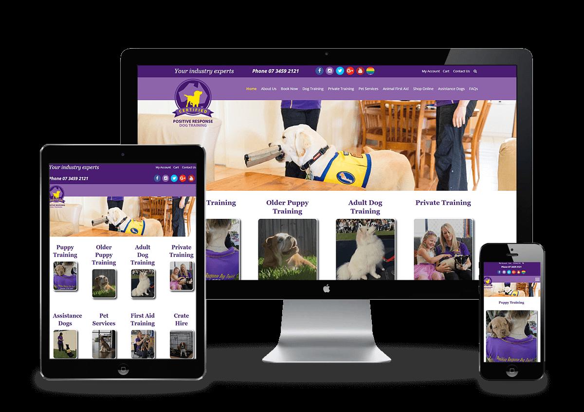 Dog-Training-Web-Developer