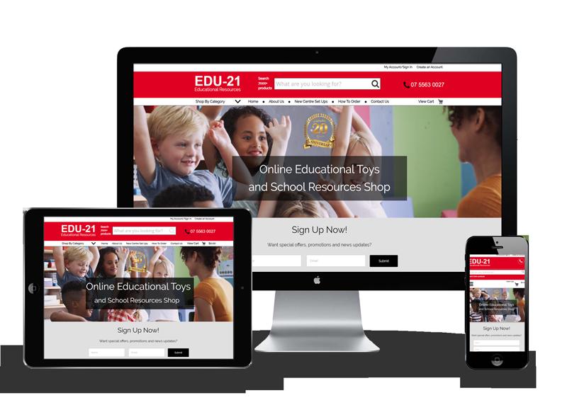 eCommerce-Website-Design-Magento