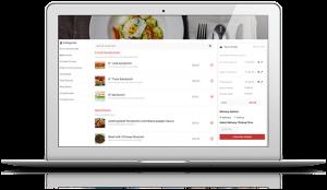 Online Food-Ordering-System