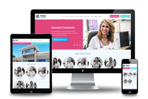 Medical-Clinic-Web-Designer