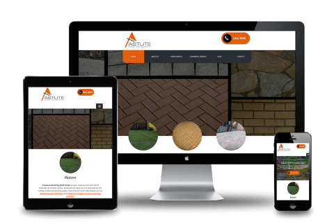 Pressure-Cleaning-Website-designer