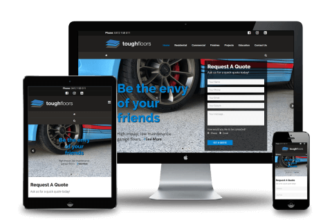 Responsive-Webdesign-for-Tradesmen
