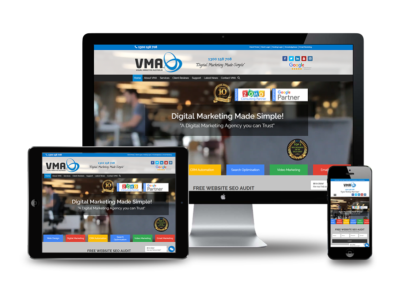 VMA- Wordpress Web Developer