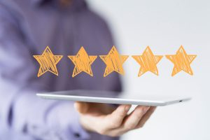 Positive Website Reviews