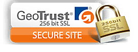 Secured with a Geotrust Seal