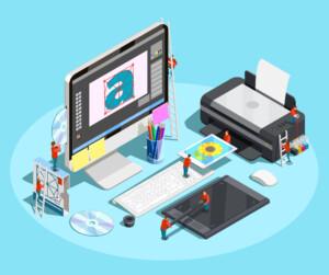 Graphic Design in Digital Marketing