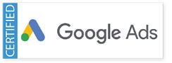 Certified Google Ads Partner