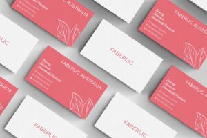 business card design by Gold Coast Graphic Design er