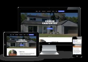 Codlin-Carpentry-Tradies-Web-Design