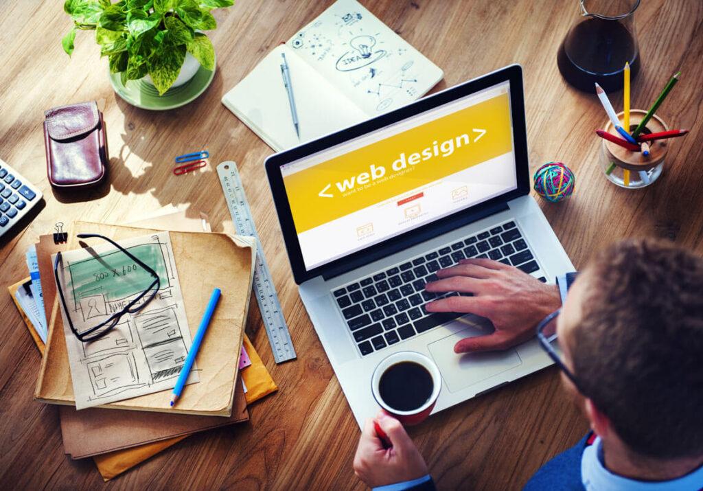 Web Design Online Technology