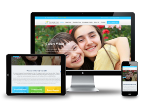 Aged & Disability Care Responsive Webdesign