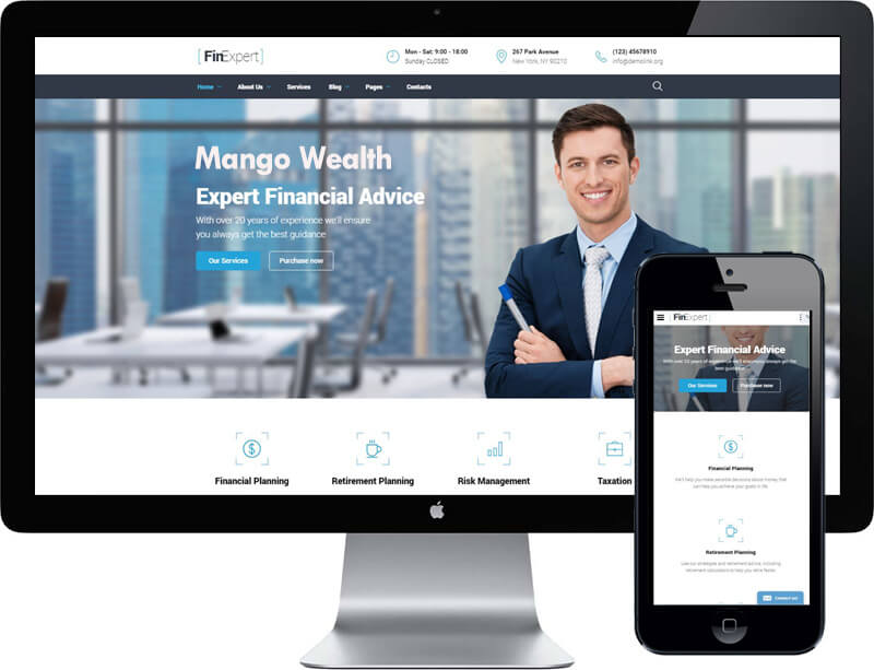 Mango wealth case study