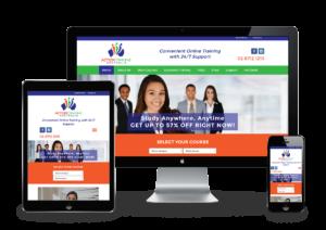 Online Training Web Design