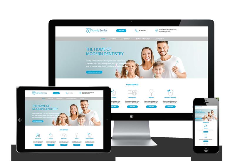 Varsity-Dental-Websites