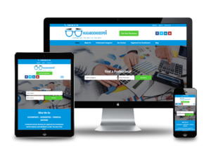 Website for Accountants Bookkeepers